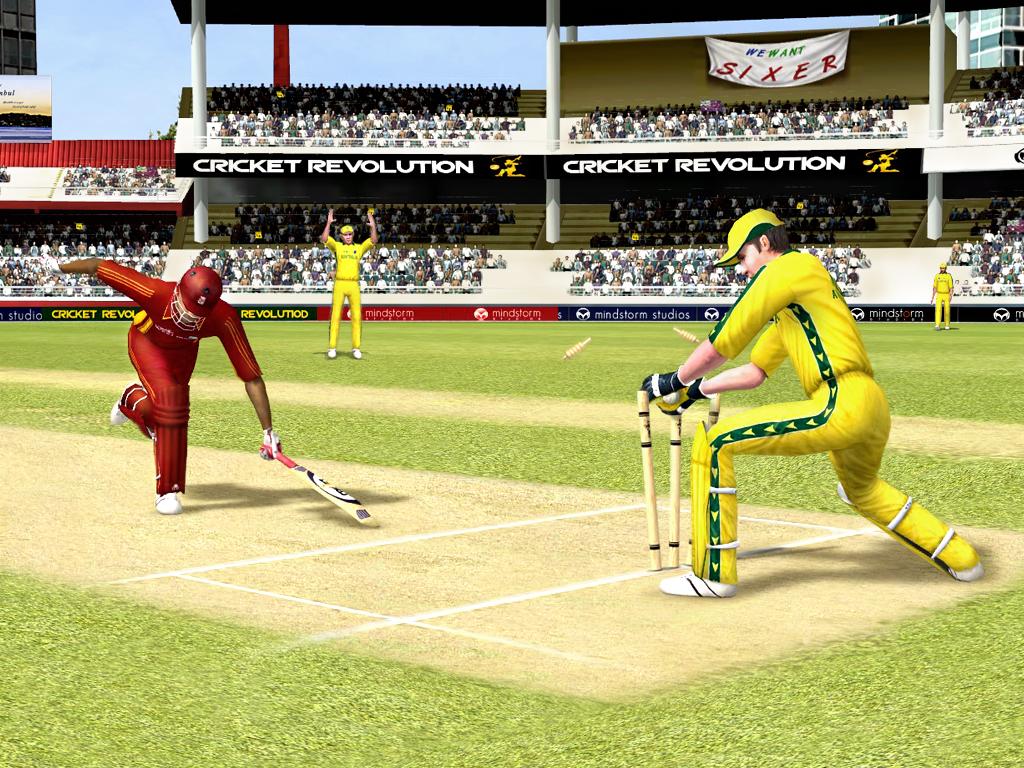 Cricket Revolution screenshot