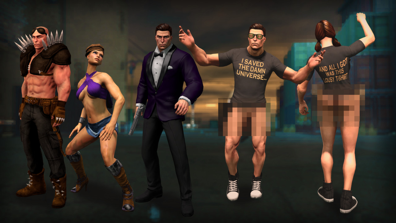 Saints row 2 uncensored sex scenes