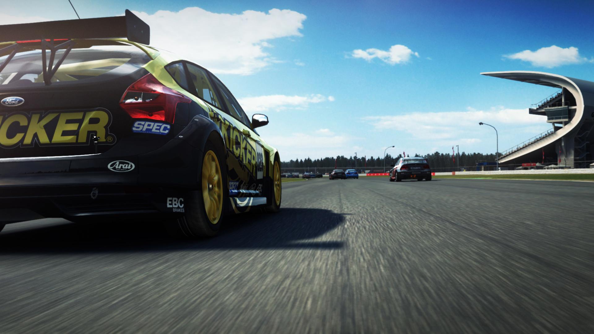 GRID Autosport screenshot