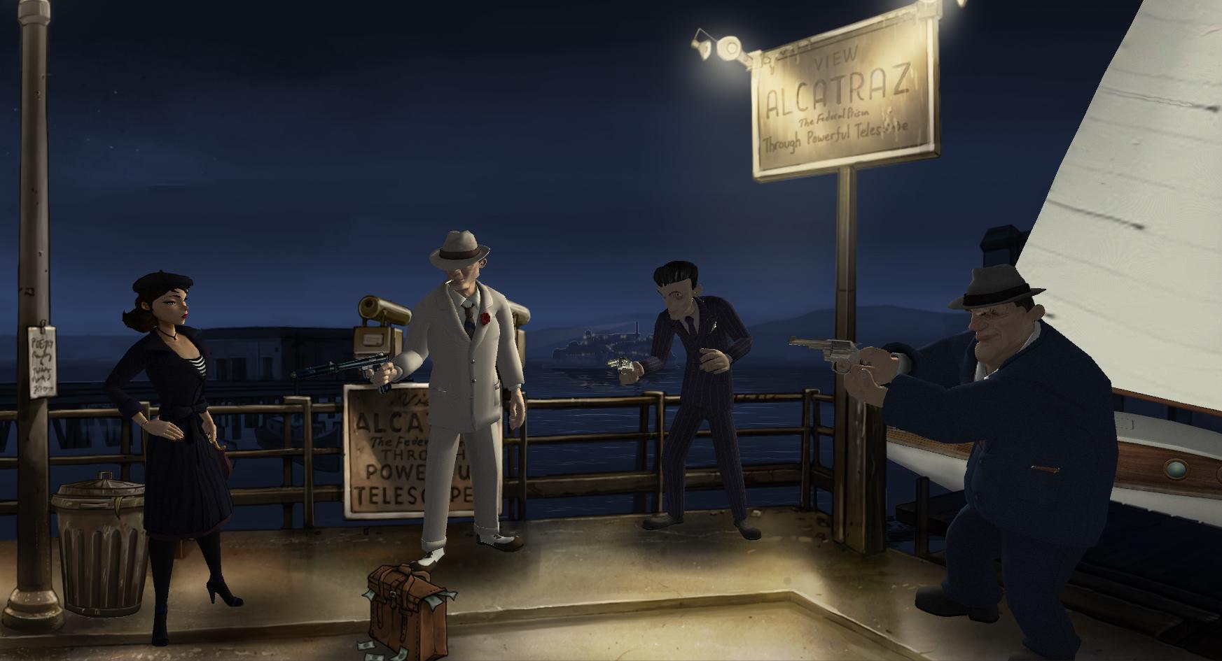 1954 Alcatraz screenshot
