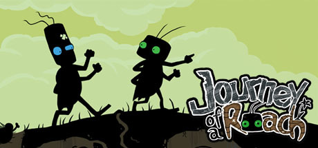 Journey of a Roach game image