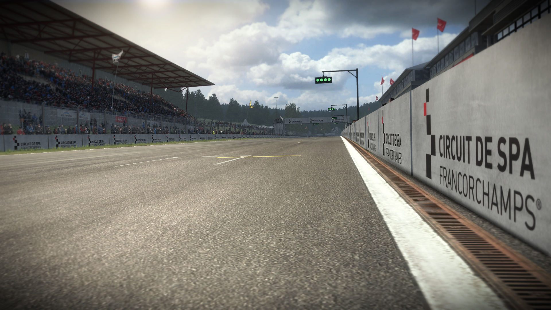 GRID 2 - Spa-Francorchamps Track Pack screenshot