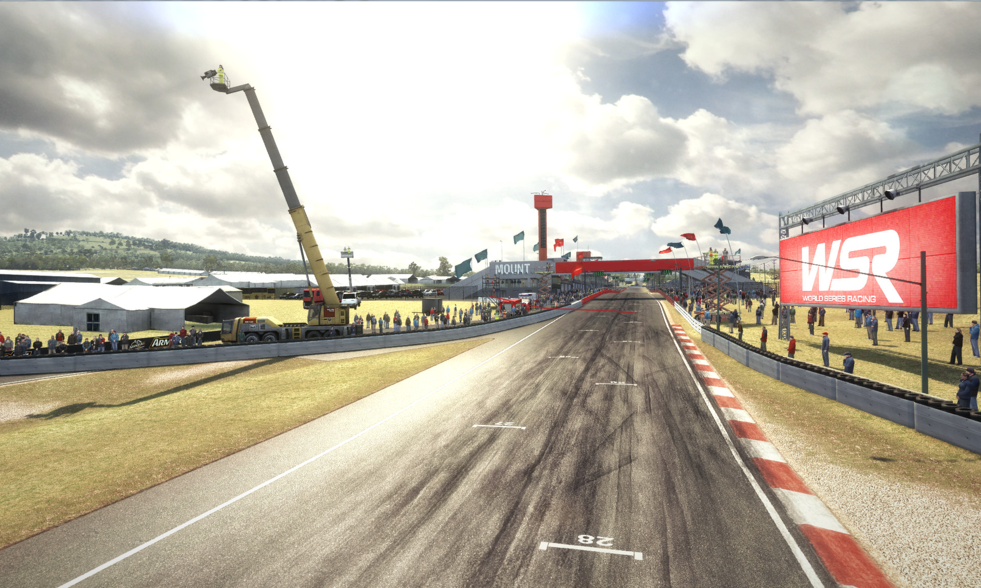 GRID 2 - Bathurst Track Pack screenshot