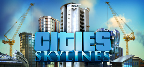 City Skyline Logo Cities Skylines is a Modern