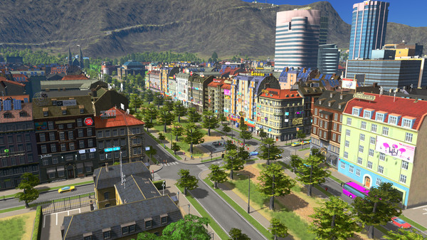 Cities:Skylines スクリーンショット5
