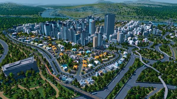 Cities: Skylines 城市:天际线[PC、Mac、Linux] ¥44丨反斗软件值得买