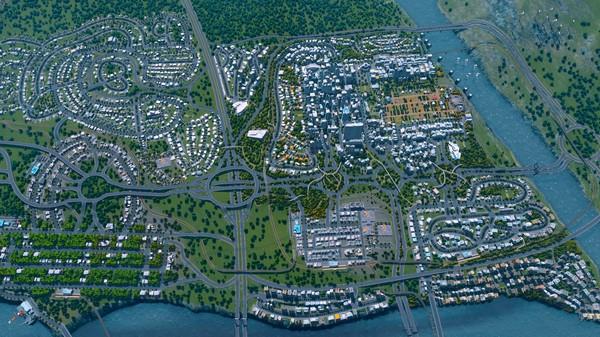 Cities: Skylines screenshots