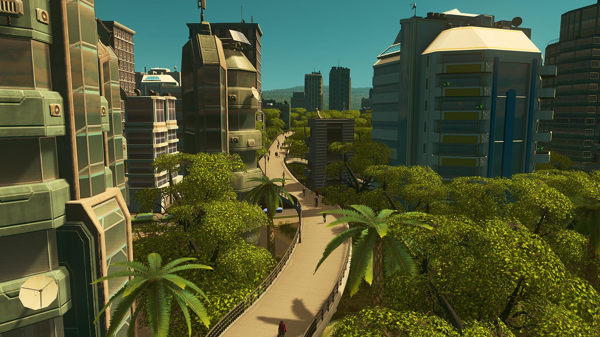 Cities: Skylines screenshot