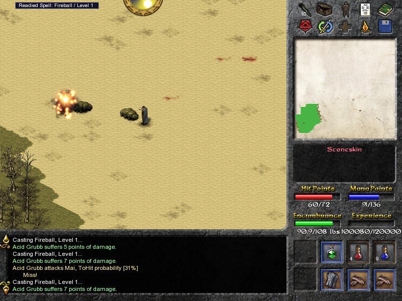 Eschalon Book I screenshot 1