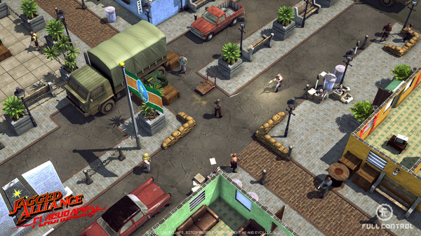 Jagged Alliance Flashback (PC) 2014