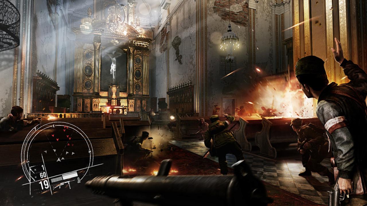Enemy Front screenshot