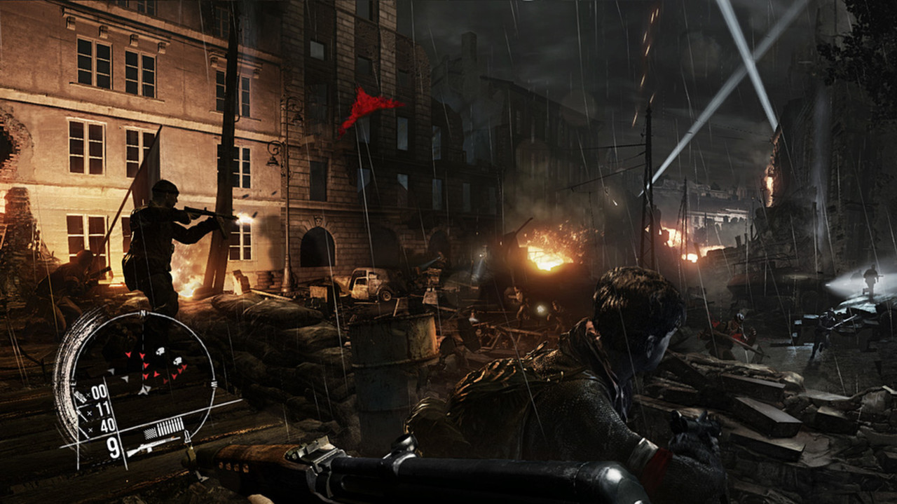 Enemy Front screenshot
