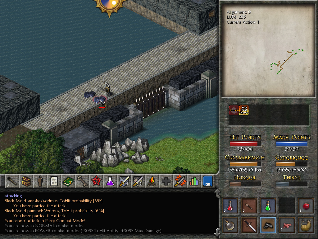 Eschalon: Book II screenshot