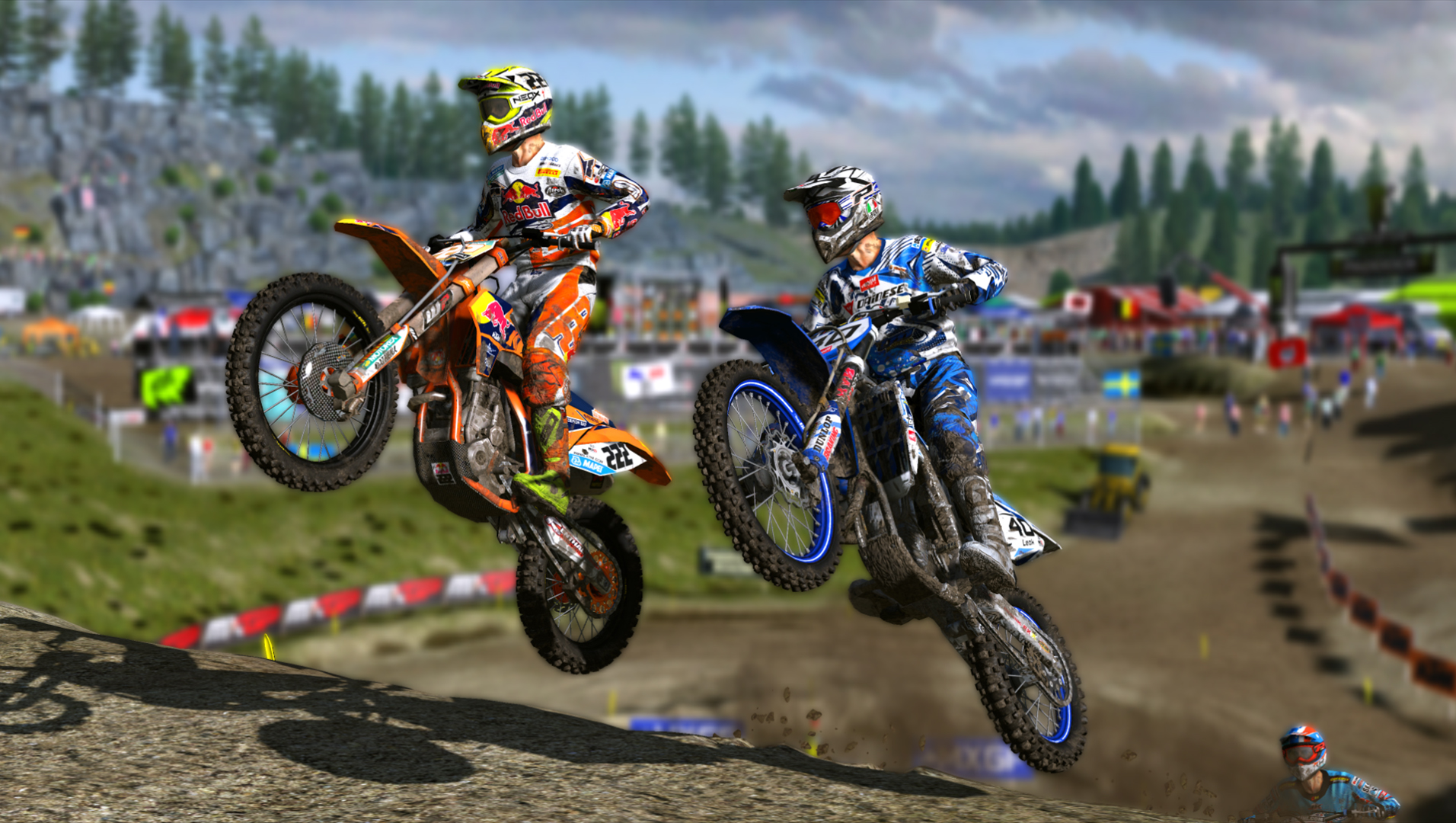 MXGP - The Official Motocross Videogame (2014/��/����������)