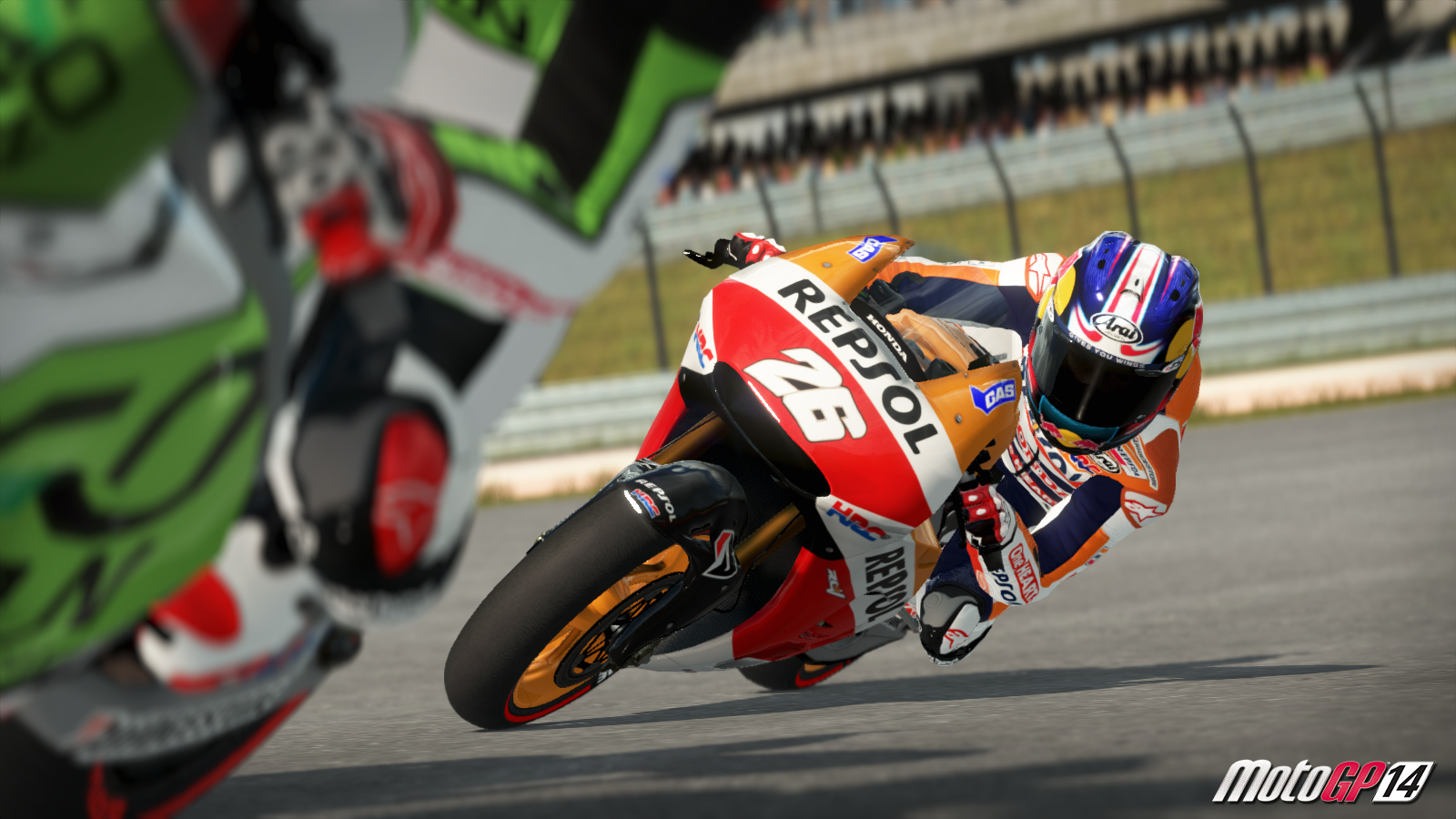 MotoGP14 screenshot
