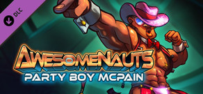 Awesomenauts - Party Boy McPain Skin
