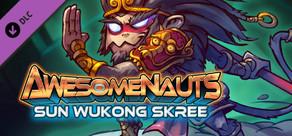 Awesomenauts - Sun Wukong Skree Skin