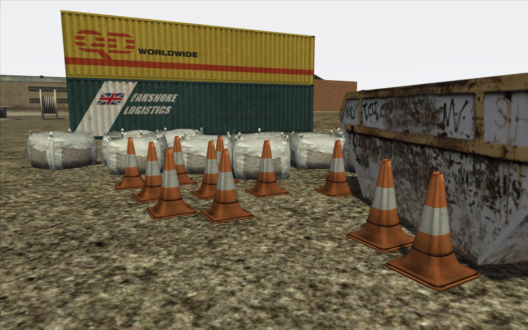 Construction Scenery Pack screenshot