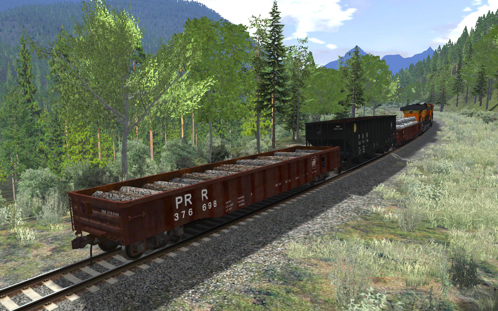 PRR Wagon Pack 01 screenshot