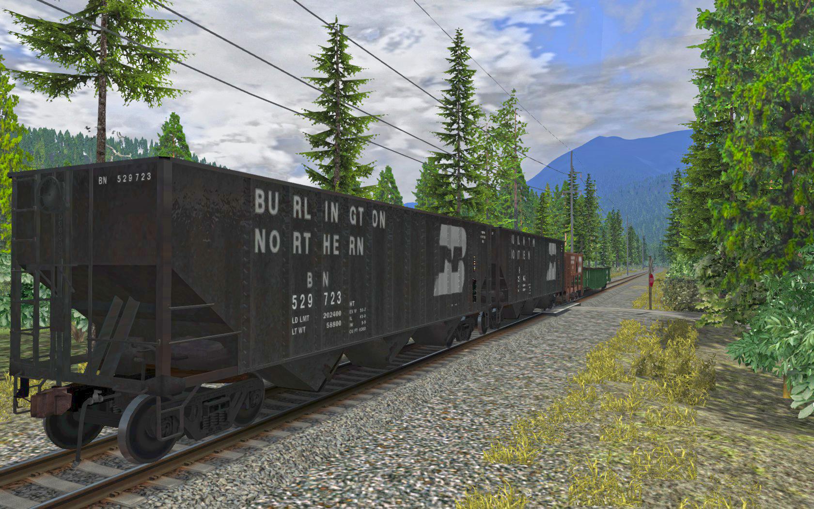 BN Wagon Pack 01 screenshot