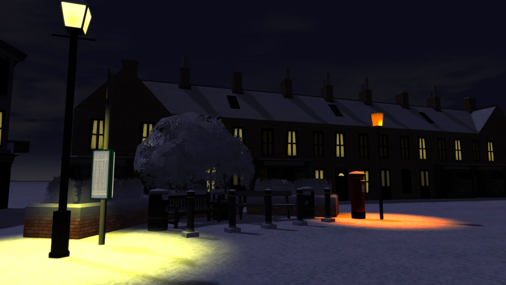 Town Scenery Pack screenshot