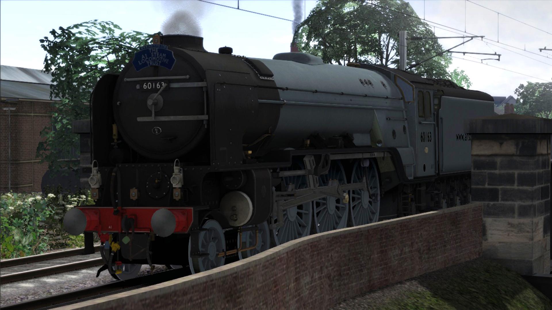 Class A1 'Tornado' Ex-Works Grey Add-on Livery screenshot