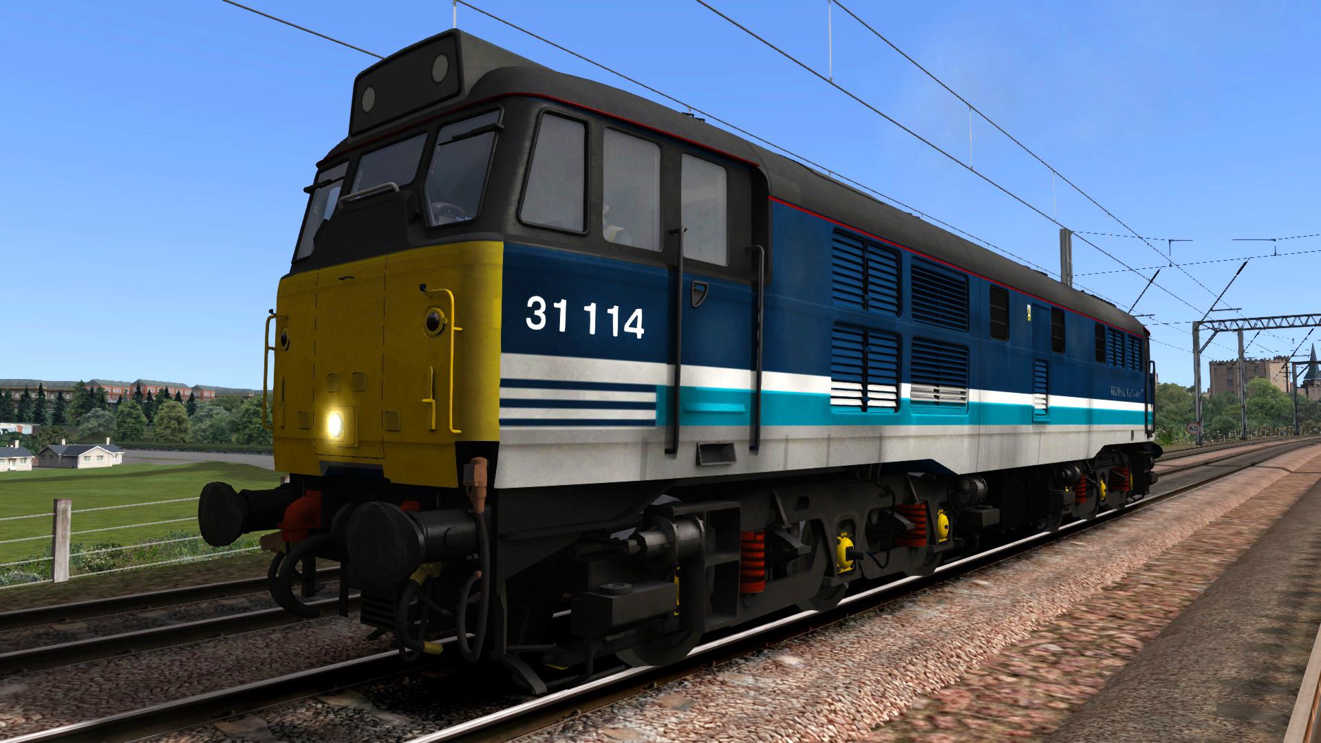 Class 31 Regional Railways Add-on Livery screenshot
