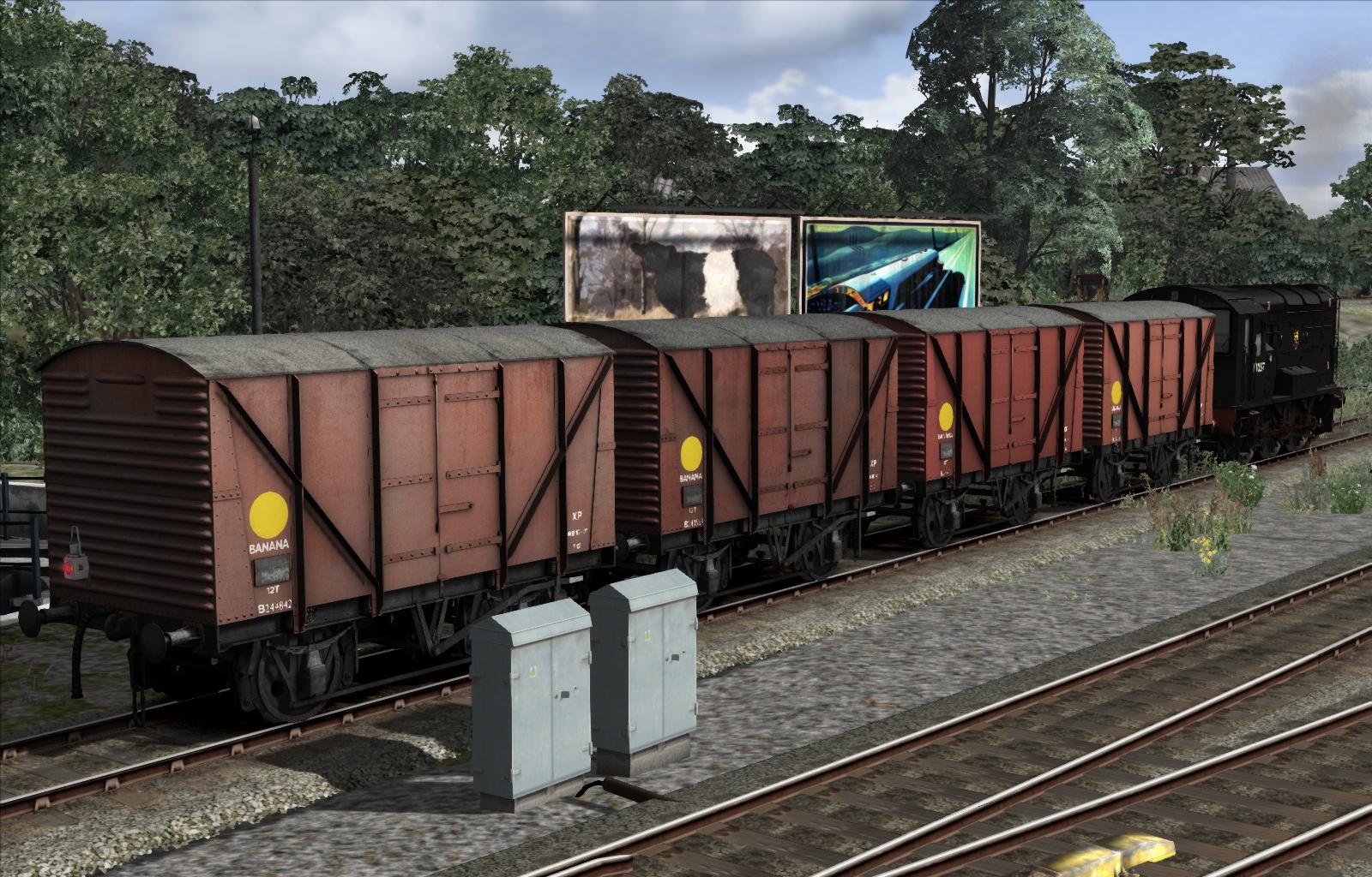 UK Van Wagon Pack screenshot