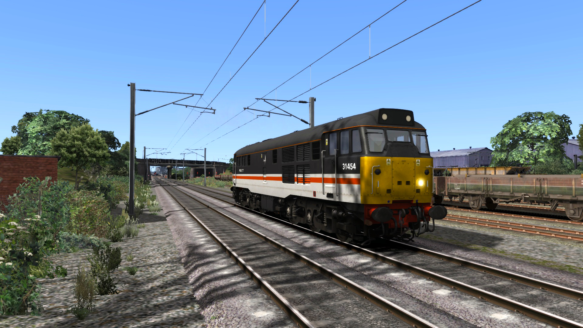Class 31 Intercity Add-on Livery screenshot
