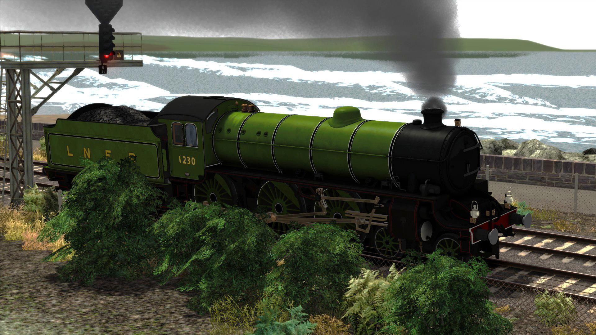 Thompson Class B1 LNER Green Add-on Livery screenshot