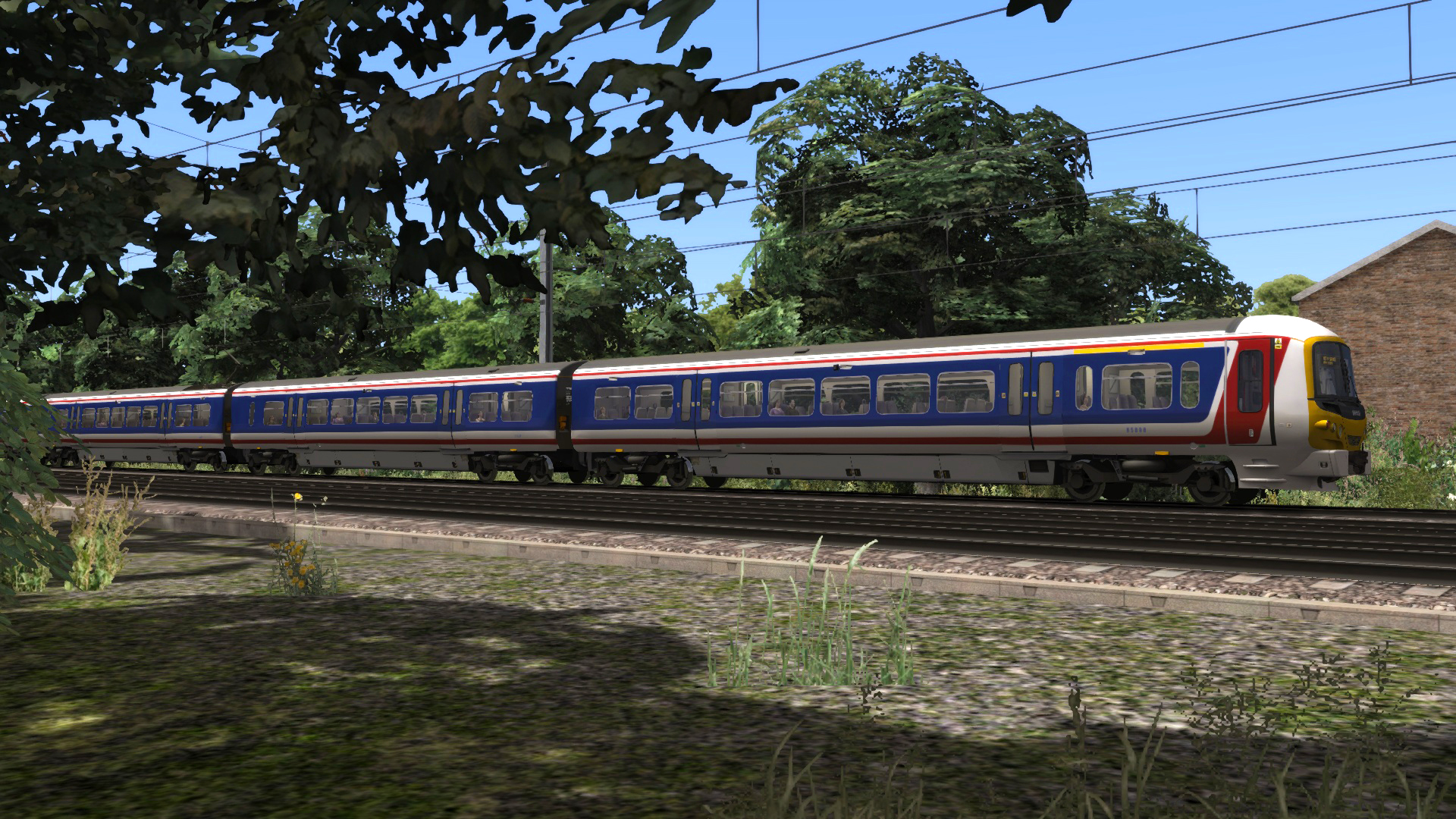 Class 365 Network South East Add-on Livery screenshot