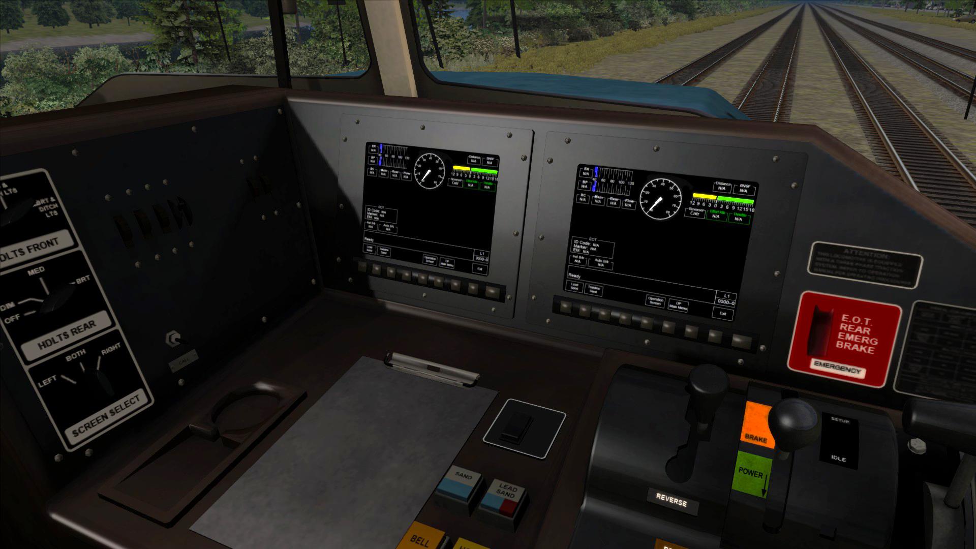 CSX SD70MAC Add-on Livery screenshot