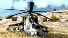 Air Missions: HIND video