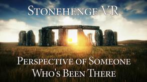 Stonehenge VR