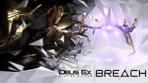 Deus Ex MD Breach PEGI EN