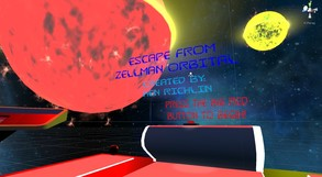 Escape from Zellman Orbital