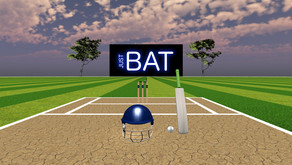 JUST BAT (VR CRICKET)