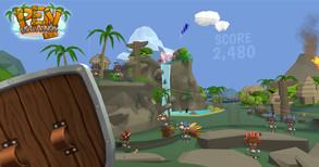 Pen Island VR