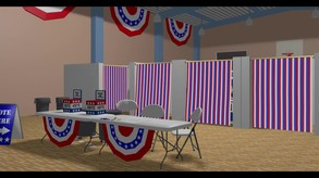 Whack-a-Vote: Hammering the Polls