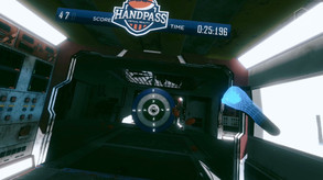 HandPass VR