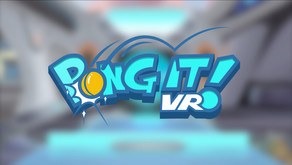 Pong It! VR