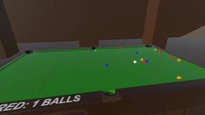 Billiard: VR