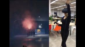 Street of Sanctuary VR