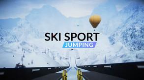 Ski Sport: Jumping VR
