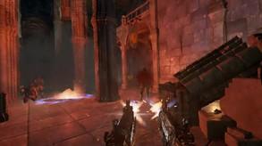 Violent killer VR