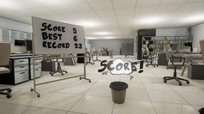 Paper Toss VR