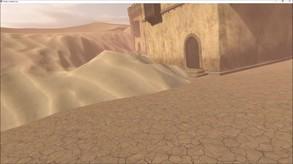 Under a Desert Sun