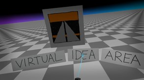 Virtual Idea Area