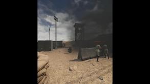 Desert Battle