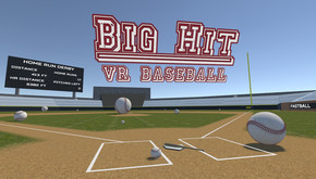 Big Hit VR Baseball